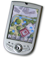 PDA with Companion application